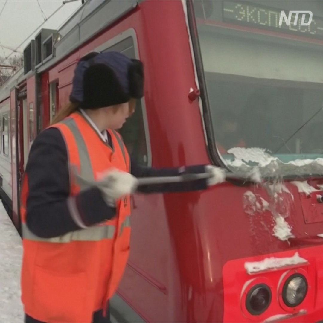 Россиянки теперь могут управлять поездами