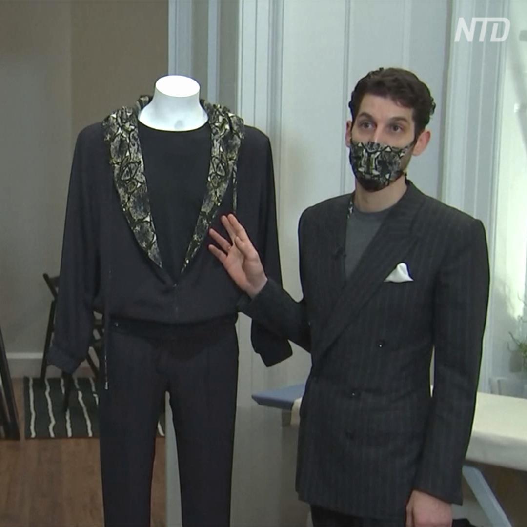 Спортивный костюм за $17 тыс.: карантинная одежда британцев