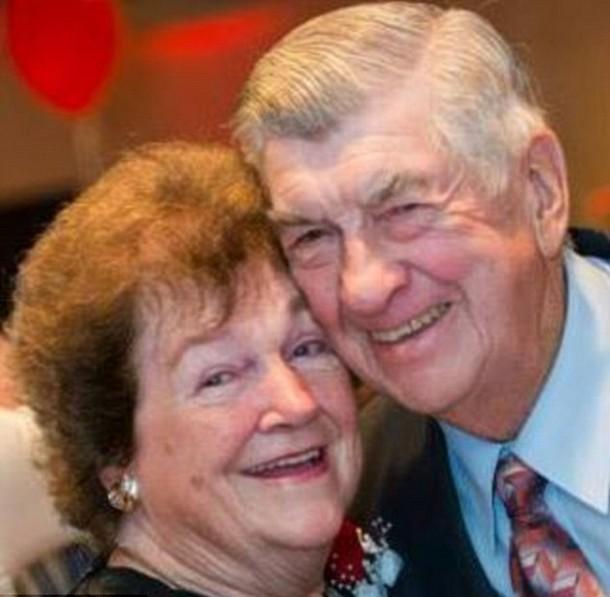 Novyj risunok 2 4 - Семейная пара, которая вместе 61 год, приветствует сотого потомка