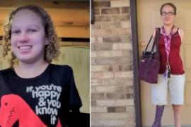 Девушка-влогер, у которой нет обеих рук, водит машину и ест палочками для еды