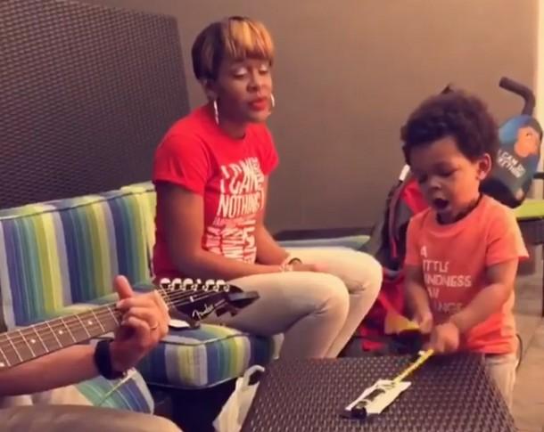 Novyj risunok 3 9 - Видео с двухлетним барабанщиком стало вирусным