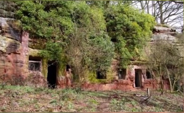 Novyj risunok 7 - Какой дом получился из пещеры