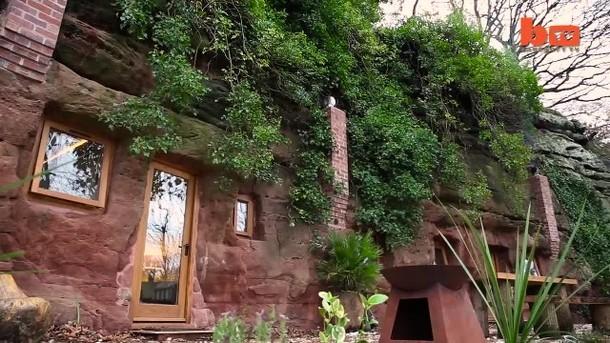 Novyj risunok 8 - Какой дом получился из пещеры