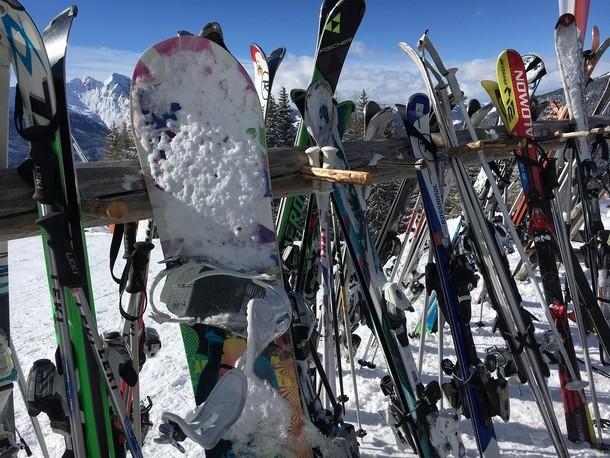 Прокат зимнего спортинвентаря в Сочи