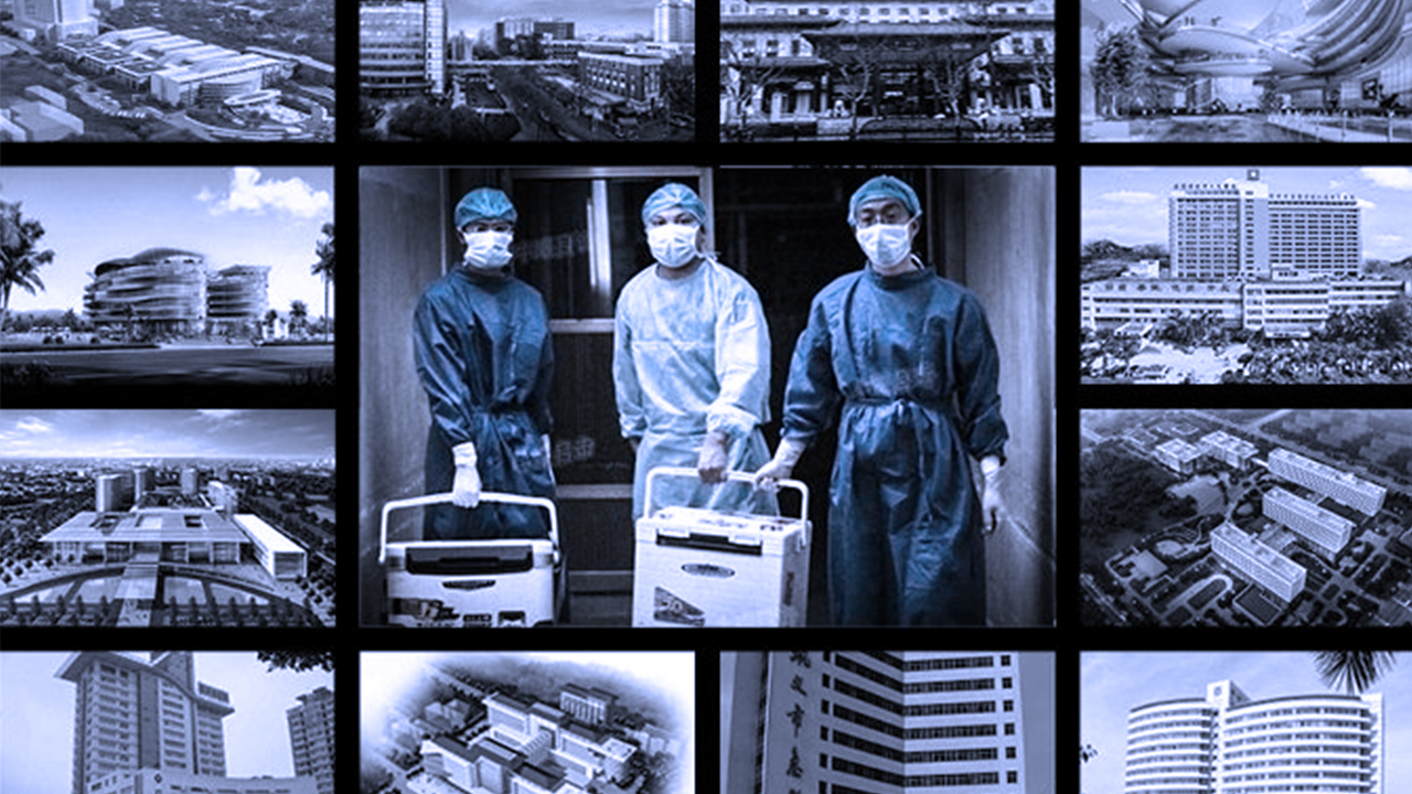 Десять лет мужества — Кровавый урожай в Китае