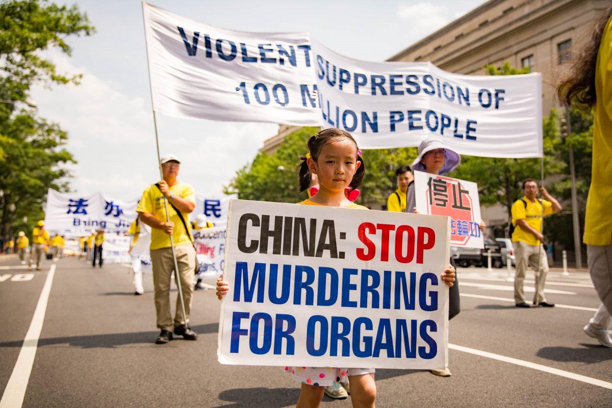 Свидетель рассказал о насильственном изъятии органов в Китае