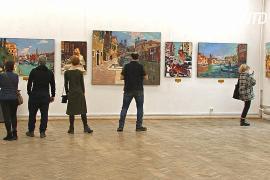 В Петербурге открылась персональная выставка Владимира Кожевникова «Всё залито светом»