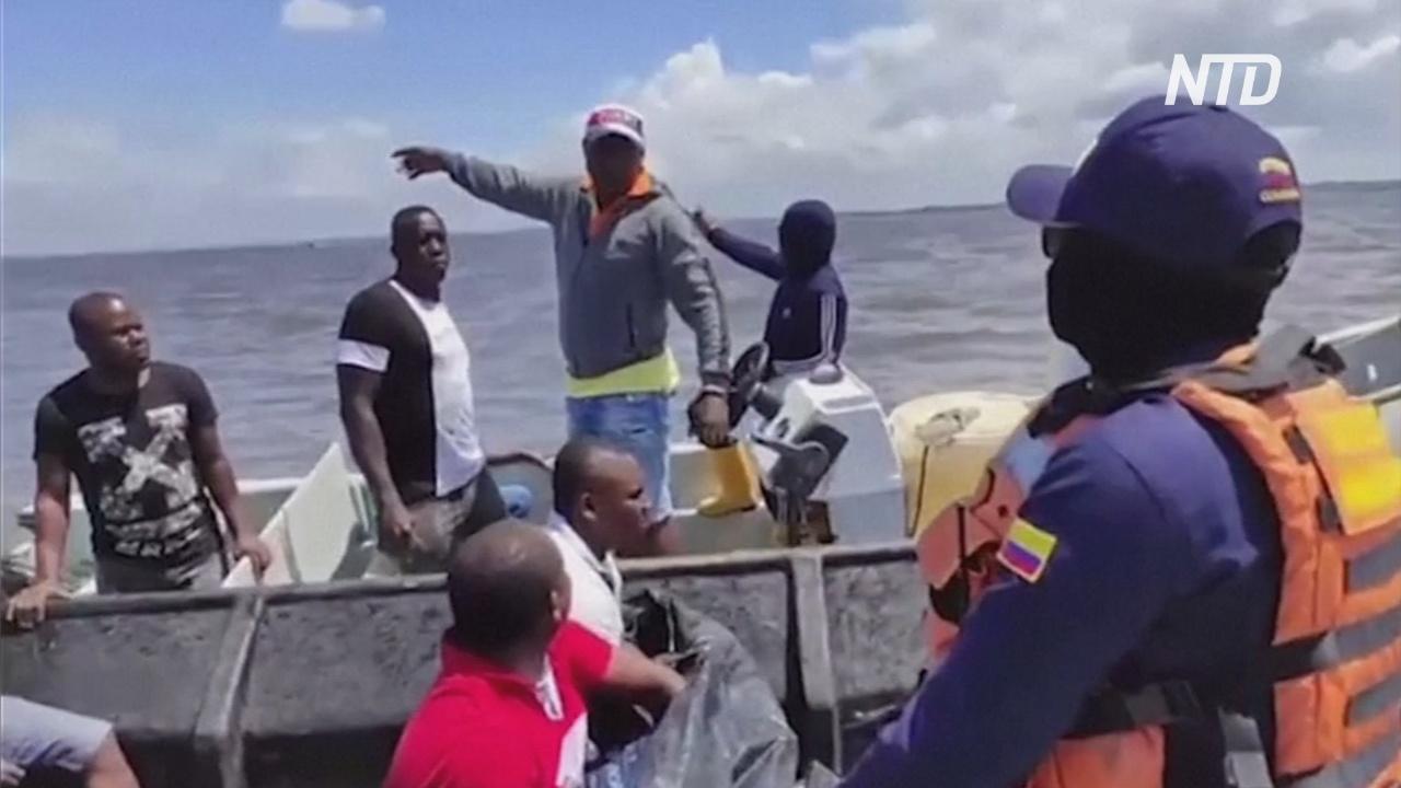Колумбия: большинство погибших в результате крушения двух судов – дети