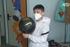 Испанский мальчик победил «ковид» после 11 дней в реанимации
