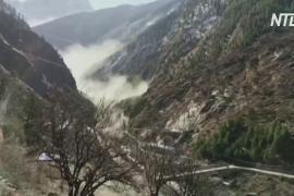 Около 170 человек, возможно, погибли в Гималаях в результате схода ледника