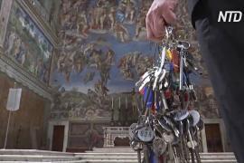 3000 ключей и 7 километров пути: как в Ватикане открывают двери музеев