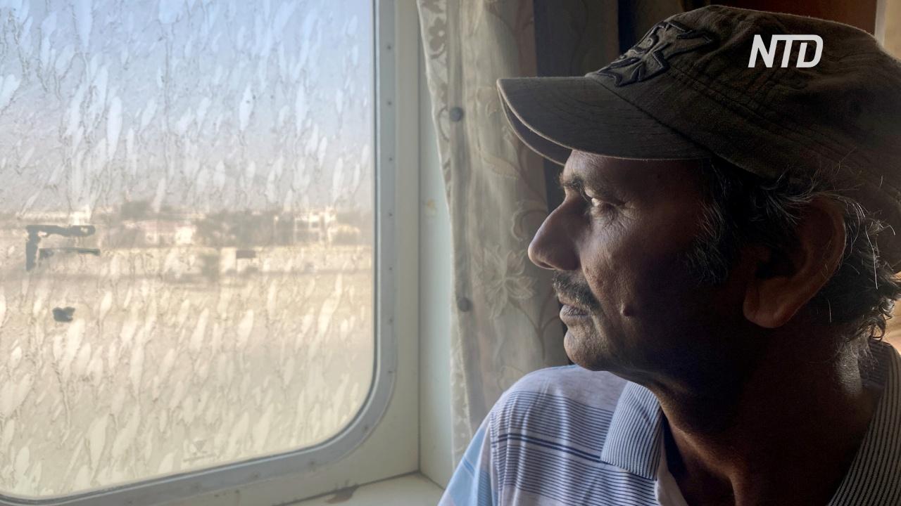 Экипаж танкера 48 месяцев остаётся в море без возможности ступить на землю