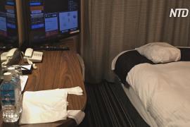 Прибывающие на Олимпиаду в Токио проведут карантин в крошечных номерах отеля