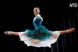 Бразильская балерина без рук подтверждает: возможно всё
