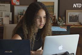 14-летняя австралийка управляет собственной компанией