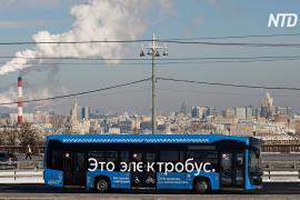 Общественный транспорт Москвы станет полностью «зелёным» к 2030 году
