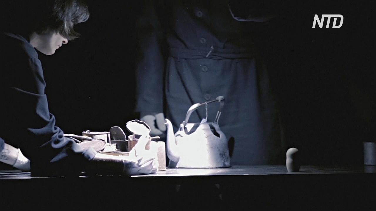 Артефакты из лагерей ГУЛАГа стали «героями» спектакля