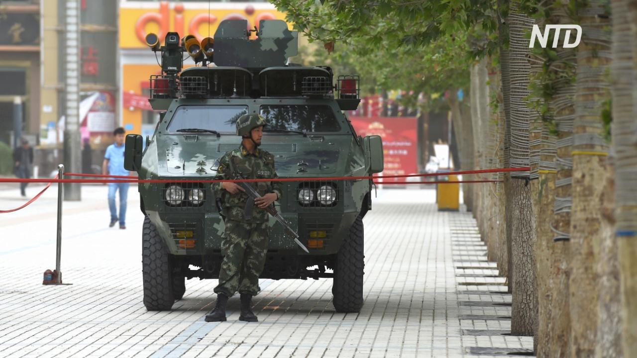 Глава МИД Великобритании призвал ООН отправить экспертов в Синьцзян