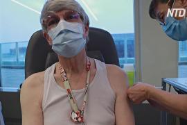 В ЕС обещают ускорить вакцинацию, чтобы к лету охватить 70% населения
