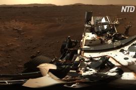 НАСА опубликовало панораму Марса c высоким разрешением