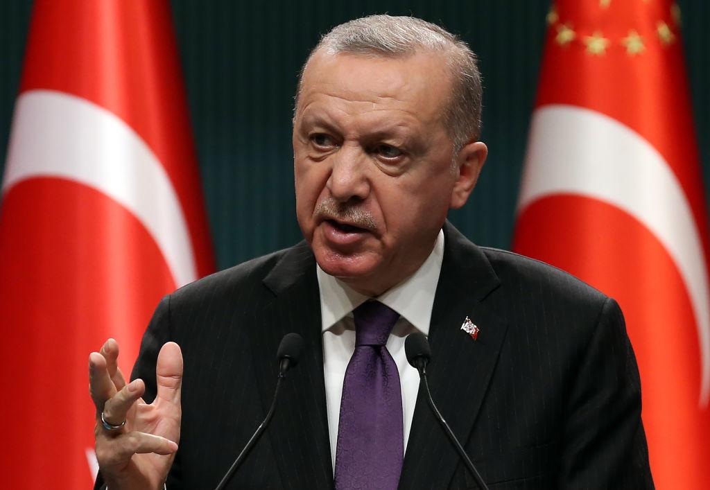 Тайип Эрдоган не видит места ЛГБТ-сообществам в будущем Турции