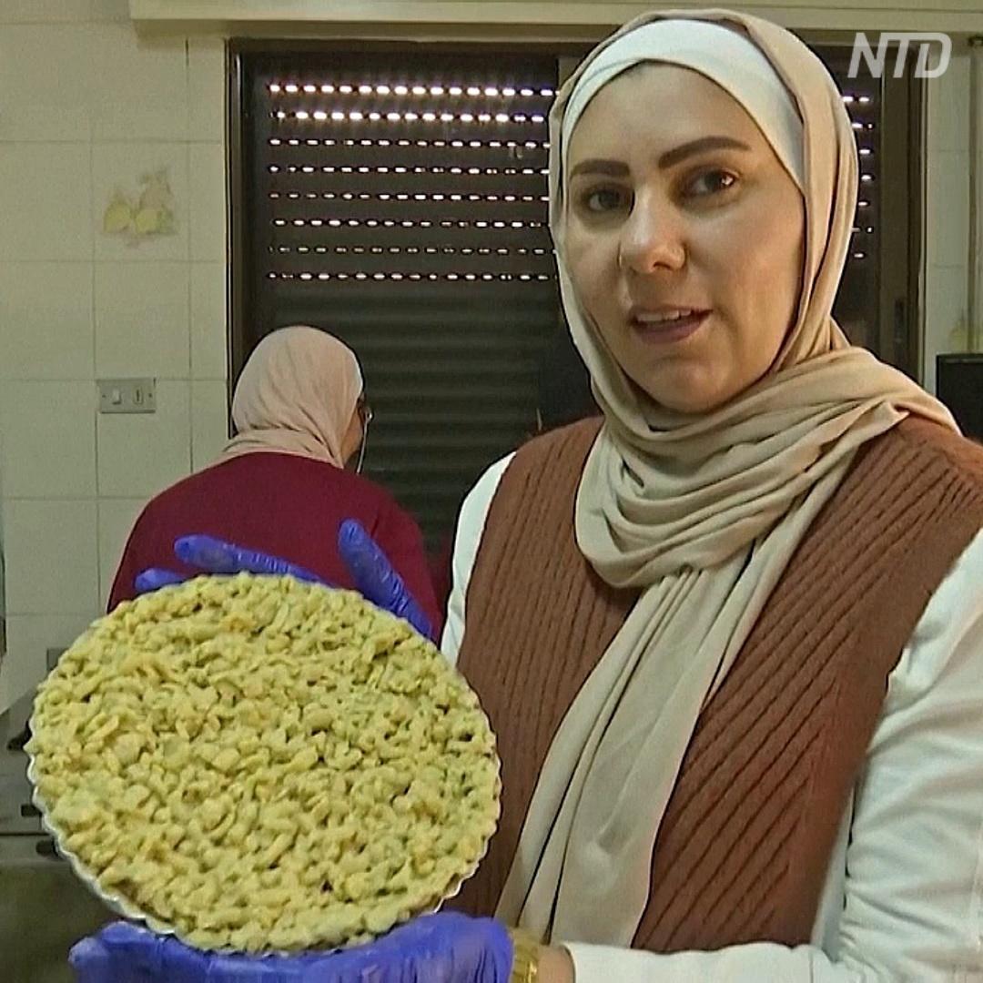 Иорданка сидя на карантине придумала печь пироги на заказ