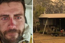 О чём написали пожарные в записке хозяину дома