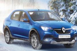 Знакомьтесь: кросс-седан Renault LOGAN Stepway