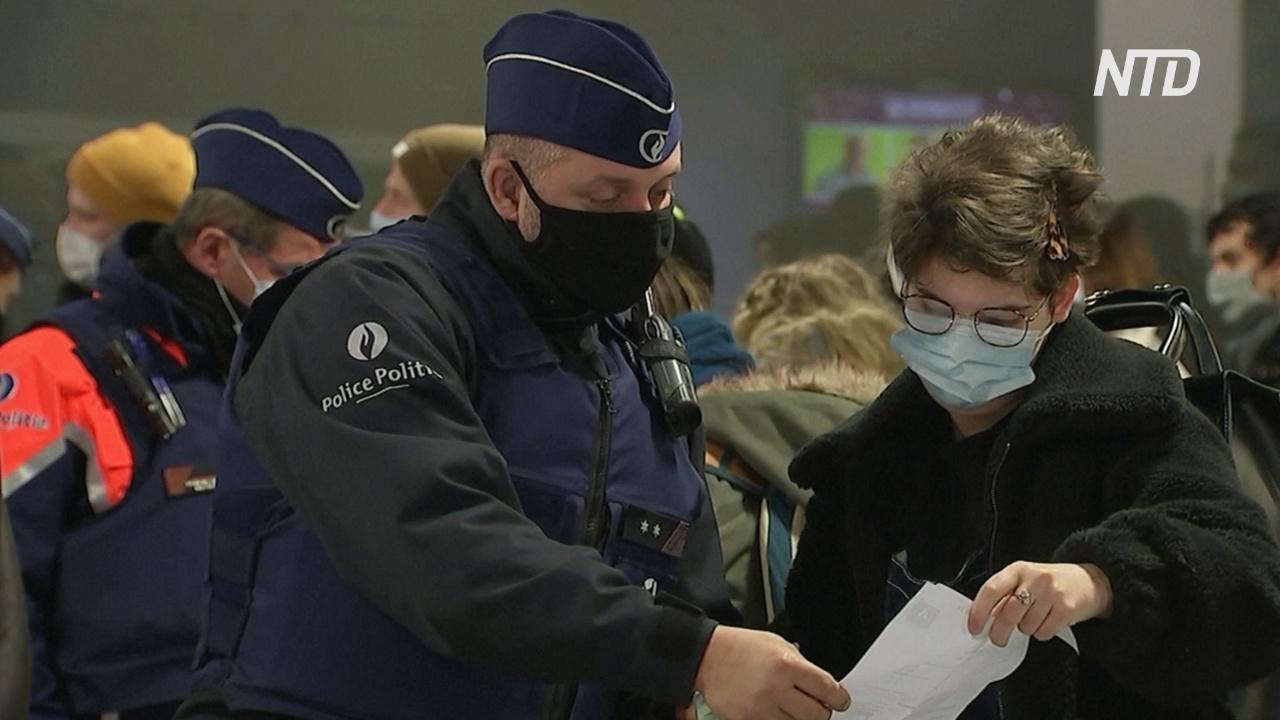 В ЕС планируют выдавать «зелёные паспорта» привившимся от COVID-19