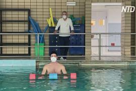 На термальном курорте в Тоскане проходят реабилитацию перенёсшие COVID