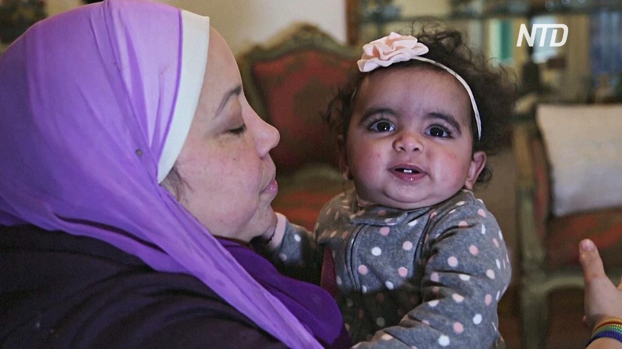 Египетских сирот стали чаще забирать в семьи благодаря ослаблению правил