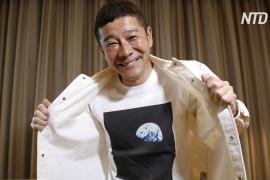 Японский миллиардер снова набирает команду для полёта вокруг Луны
