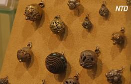 «Пуговица: история в миниатюре»: выставка в Переславле-Залесском