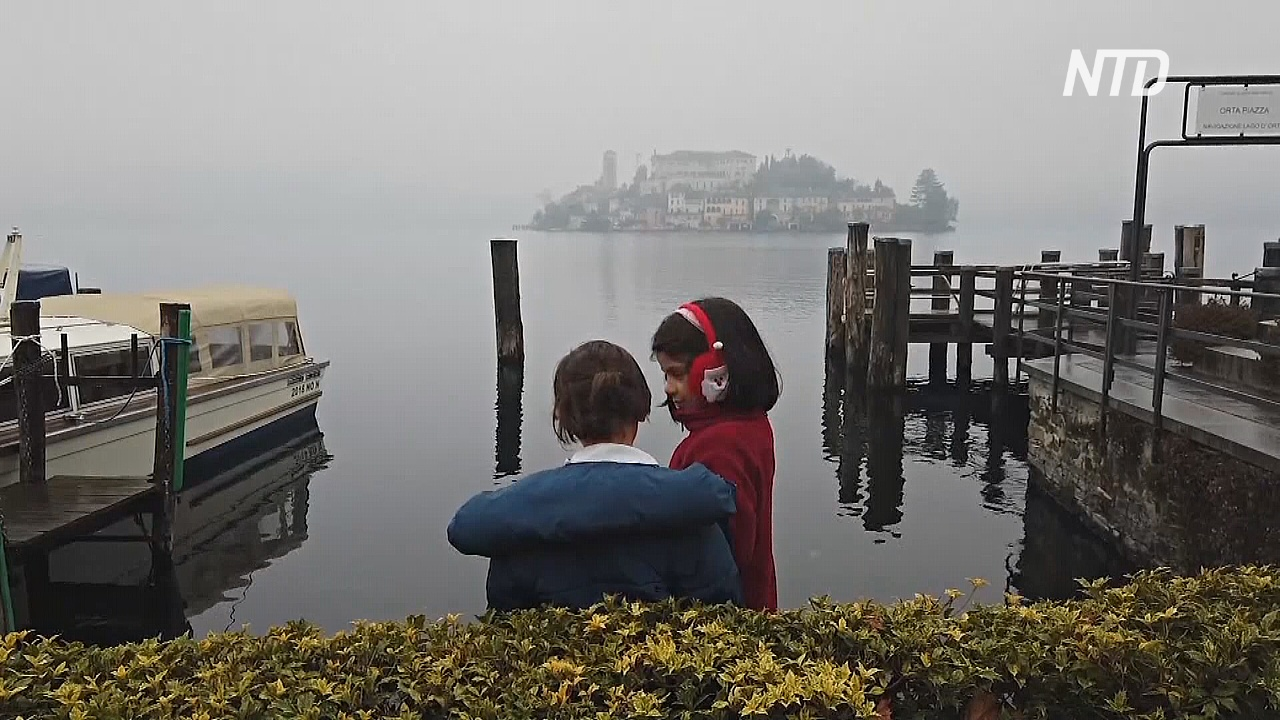 Жизнь на природе: как пандемия помогла итальянцам реализовать мечту