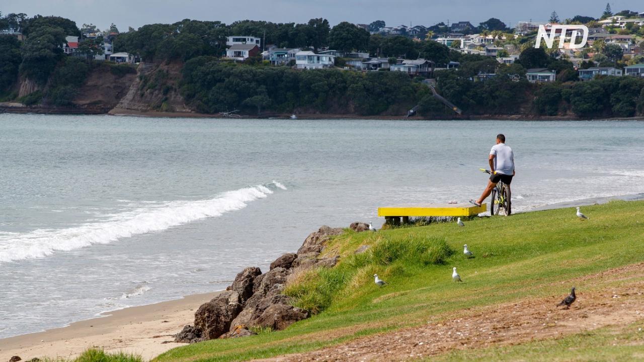 Серия землетрясений у Новой Зеландии: 25 афтершоков и угроза цунами