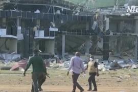 В Экваториальной Гвинее растёт число жертв взрывов на военной базе