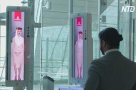 «Умные» турникеты в аэропорту Дубая помогают пройти паспортный контроль за секунды