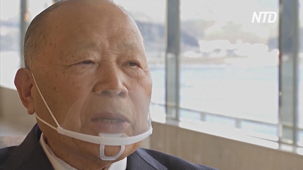 Свидетель вспоминает о цунами в Японии 10 лет назад