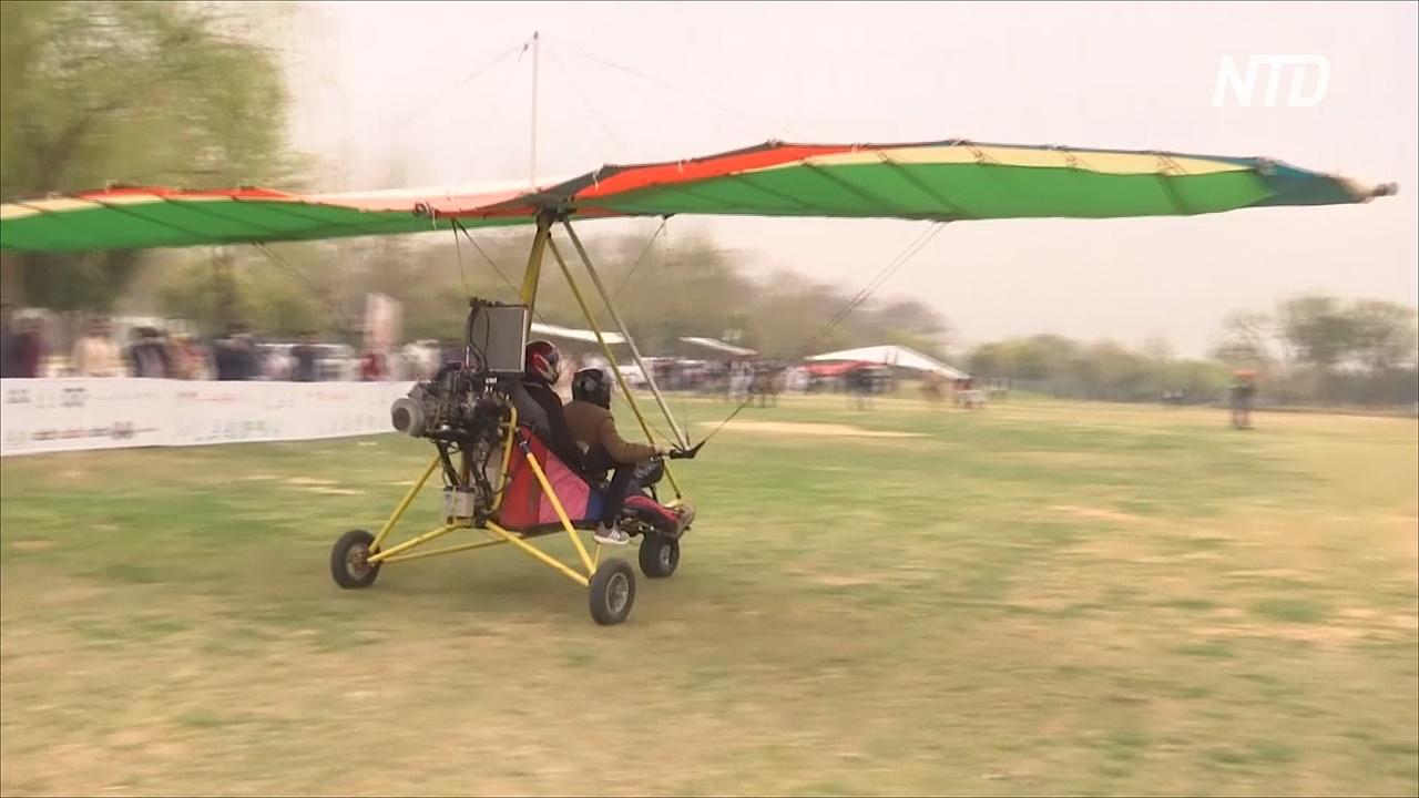 Паралёты и пакистанская кухня: в Исламабаде прошёл фестиваль туризма