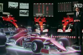Ferrari представила новый гоночный болид для «Формулы-1»