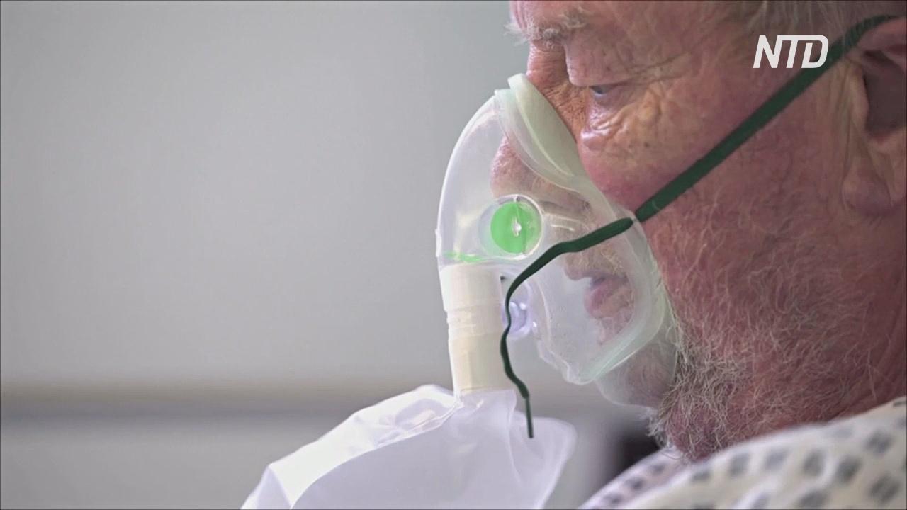 Исследование: британский штамм COVID на 30-100% смертоноснее