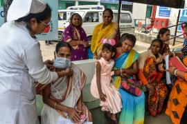 В Индии растёт число заражённых коронавирусом, власти ужесточают карантин
