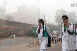Нью-Дели снова назвали самой загрязнённой столицей в мире