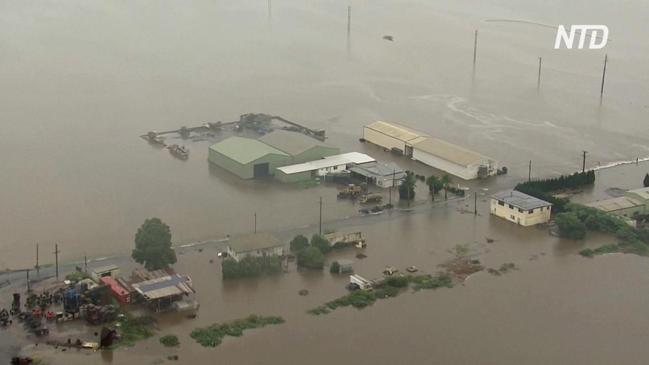 В Сиднее – сильнейшее за 60 лет наводнение