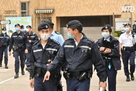 Продемократических активистов вернули из Китая в Гонконг, где им выдвинут новые обвинения