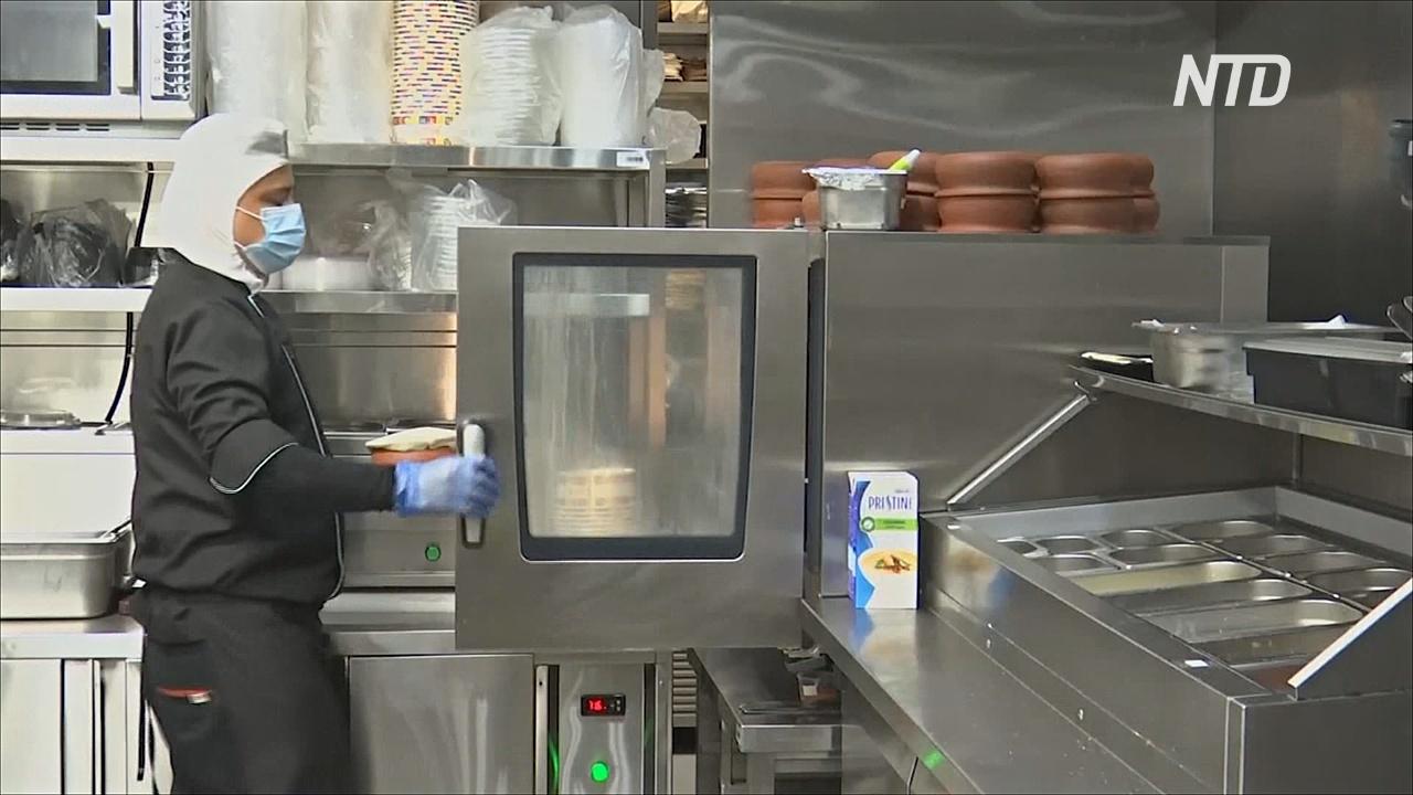 «Кухни-невидимки» – новая концепция в эпоху пандемии