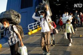 Юг Европы призывает к большей солидарности в новом миграционном пакте