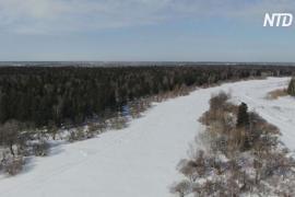 Сколько микропластика в сибирском снегу?