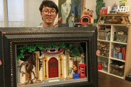Что собирают вьетнамские любители Lego