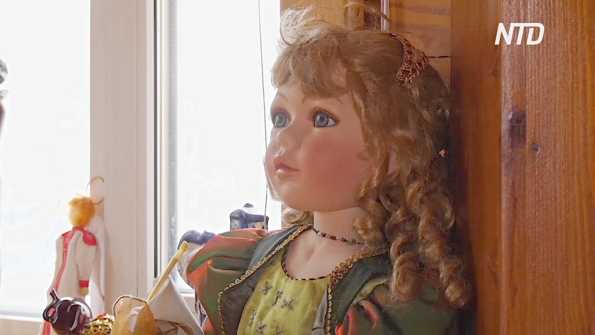 Антикварные, редкие и просто милые: москвичка собрала коллекцию из 800 кукол